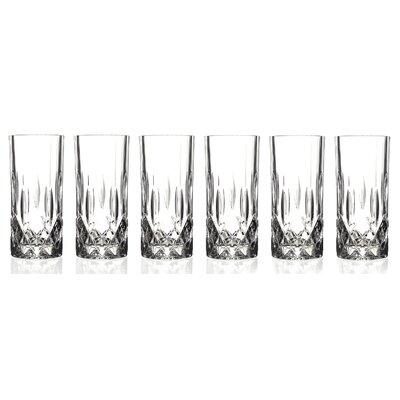 Lorren Home Trends Opera RCR Crystal Highball Glass