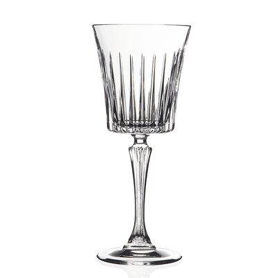 Lorren Home Trends Timeless White Wine Glass