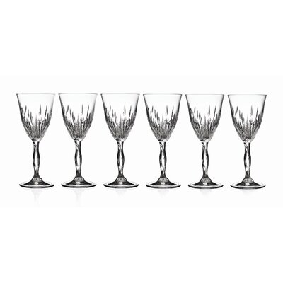 Lorren Home Trends RCR Fire Cordial Glass