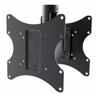 """1.5"""" NPT Back to Back Ceiling Mount for 23""""-42"""" Flat TV Product Photo"""