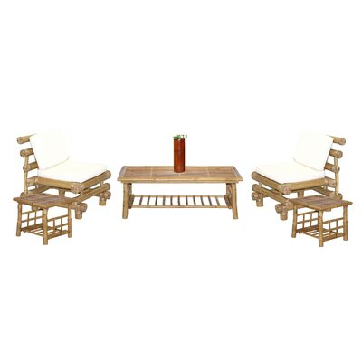 Payang 6 Piece Coffee Table Set by Bamboo54