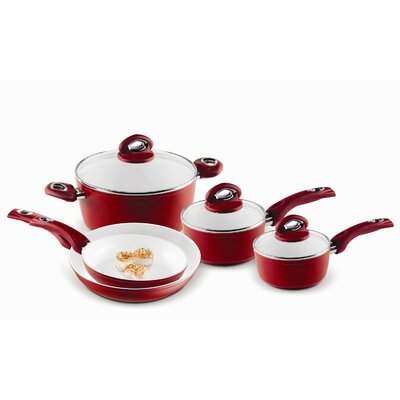 Aeternum 8-Piece Cookware Set by Bialetti