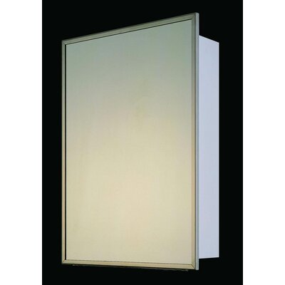 """Deluxe Series 16"""" x 26"""" Recessed Medicine Cabinet Product Photo"""