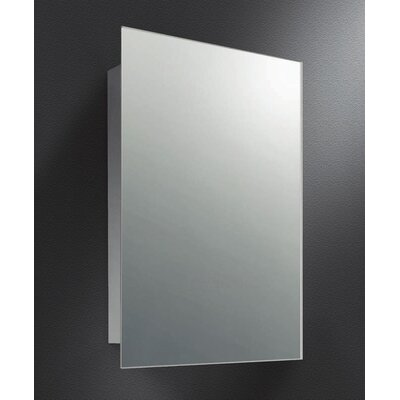 "15"" x 26.44"" Surface Mount Medicine Cabinet Product Photo"