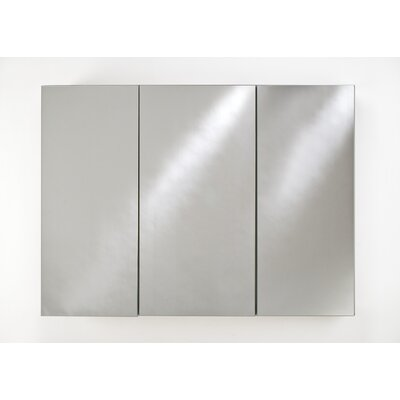 "Broadway 36"" x 30"" Recessed Beveled Edge Medicine Cabinet Product Photo"