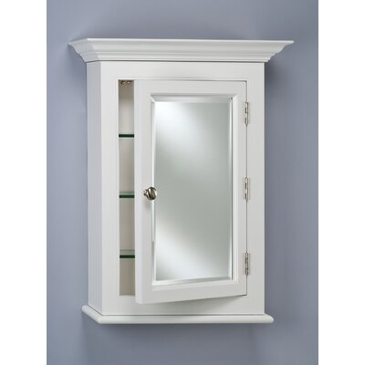 "Wilshire I 25.75"" x 30.13"" Surface Mount Medicine Cabinet Product Photo"