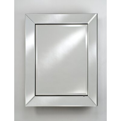 "Radiance 27.25"" x 33.25"" Surface Mount Medicine Cabinet Product Photo"