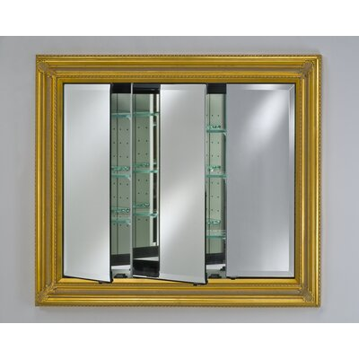 "Vanderbilt 42"" x 34"" Recessed Medicine Cabinet Product Photo"