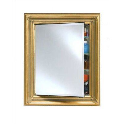 "Vanderbilt 34"" x 28"" Recessed Medicine Cabinet Product Photo"