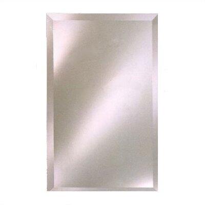 Afina Radiance Frameless Wall Mirror