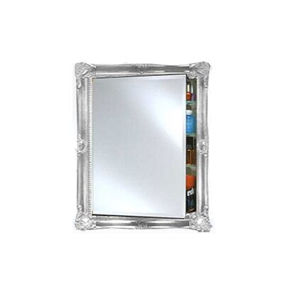 "Vanderbilt 28"" x 34"" Recessed Medicine Cabinet Product Photo"