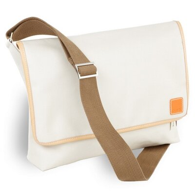 Carina Messenger Bag by Clava Leather