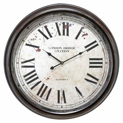 London Station Wall Clock by UMA Enterprises