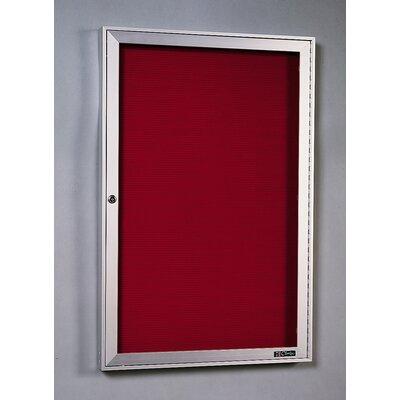 Claridge Products No. 440/441 Glass Door Letter Board