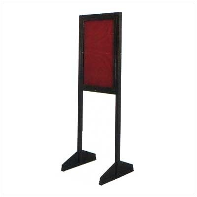 Claridge Products No. 565 Freestanding Letter Board