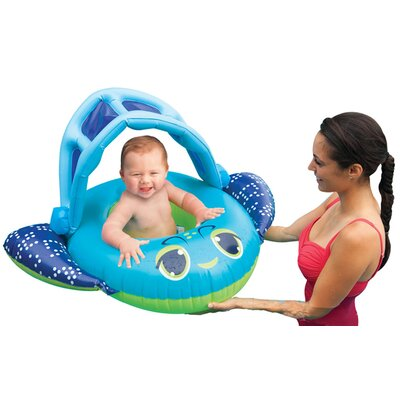 Sun Canopy Baby Boat Pool Toy by Swimways