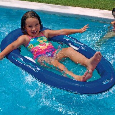 Swimways Spring Kid's Boat Pool Mat