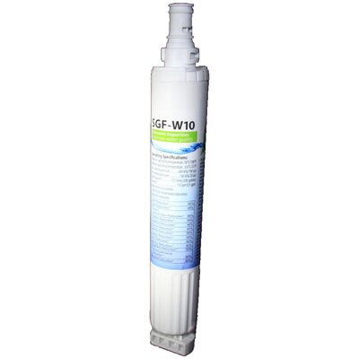 SGF-W10 Refrigerator Filter (4396701 Compatible) Product Photo