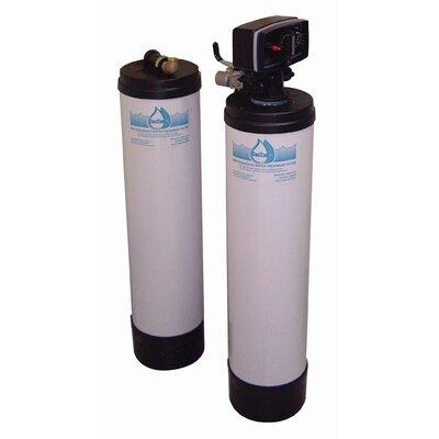 Backwashing Double Tank Whole House Filter Product Photo