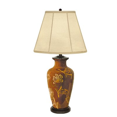 "JB Hirsch Home Decor Daydream 31"" H Table Lamp with Empire Shade"