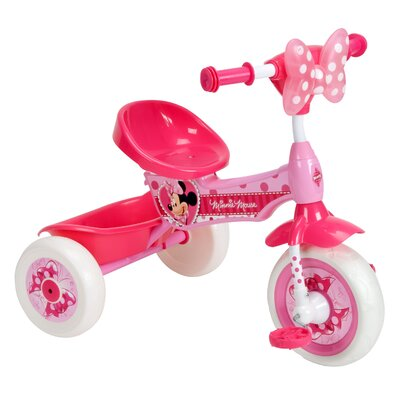 Huffy Disney Minnie Mouse Lights and Sounds Folding Tricycle Tricycle 29635