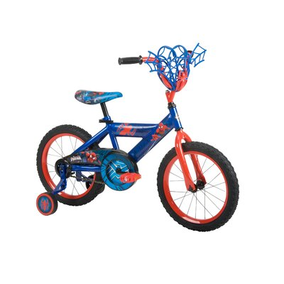 Huffy Marvel Spider-Man 16″ Balance Bike Bike 21965