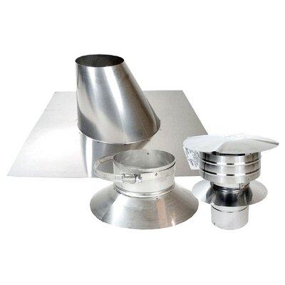 Eccotemp Systems LLC Vertical Vent Kit 40HI