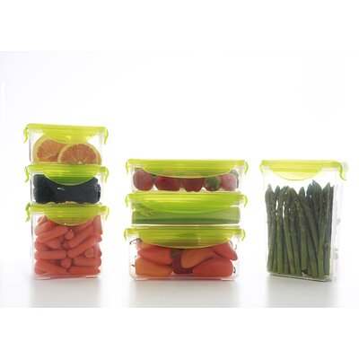 Kinetic Fresh Series 15.5 oz. Rectangular Food Storage Container with Lid
