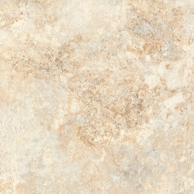 "Congoleum DuraCeramic Rapolano 16"" x 16"" x 4.06mm Luxury Vinyl Tile in Shoreline Mist"