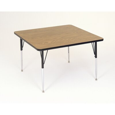 "Correll, Inc. 36"" Square Classroom Table"