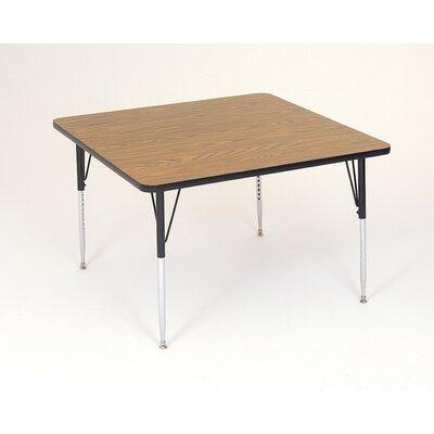 Correll, Inc. Square Classroom Table