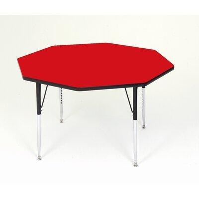 "Correll, Inc. 48"" Octagonal Classroom Table"