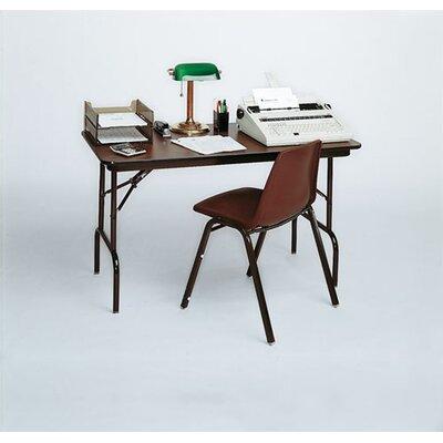 "Correll, Inc. 36"" W x 24"" D Utility Folding Table"