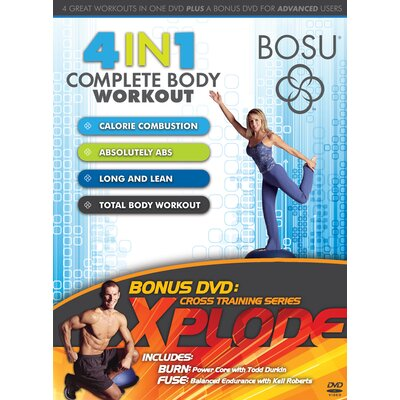 Hedstrom Bosu Home Balance Trainer