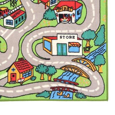 Fun Rugs Fun Time Country Road Area Rug
