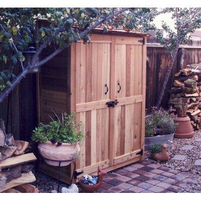 Outdoor Living Today Garden Chalet 4 Ft. W x 2 Ft. D Wood ...
