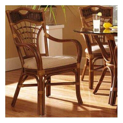 St. Barts Arm Chair by Boca Rattan