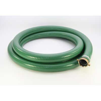Abbott Rubber Company PVC Water Suction Hose