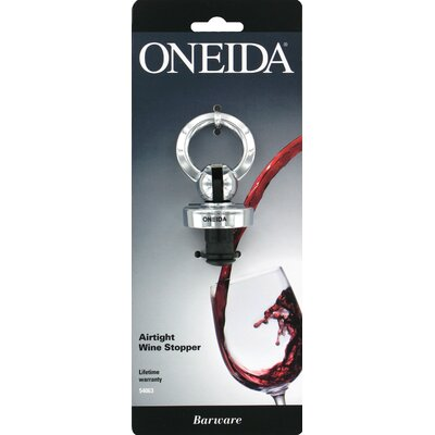 Oneida Barware Airtight Wine Stopper