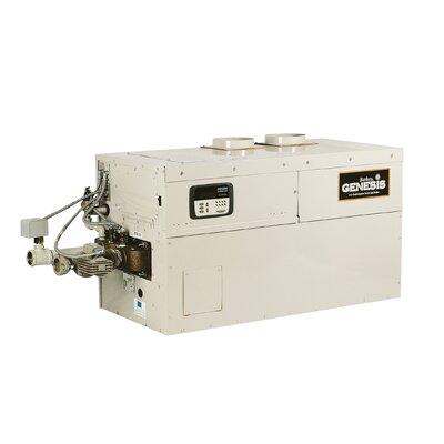 A.O. Smith GW-400 Commercial Hot Water Supply Boiler Nat Gas Burkay Genesis 399,900 BTU Input