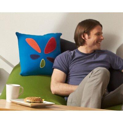Yogi Cotton Spandex Throw Pillow by Yogibo