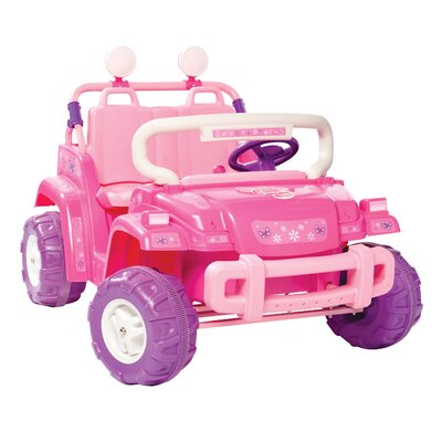 Surfer Girl 12V Battery Powered Jeep by Kidz Motorz