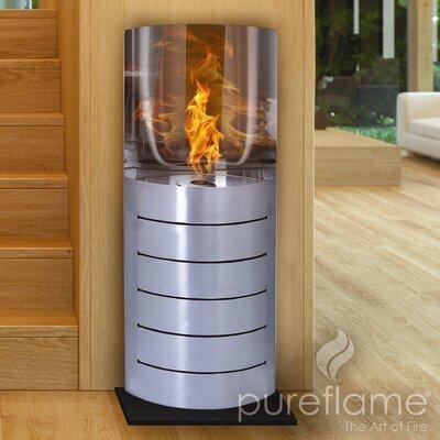 Aquafires Titan Ethanol Fireplace