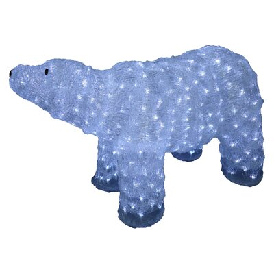 Acrylic Mother Bear Christmas Decoration by National Tree Co.