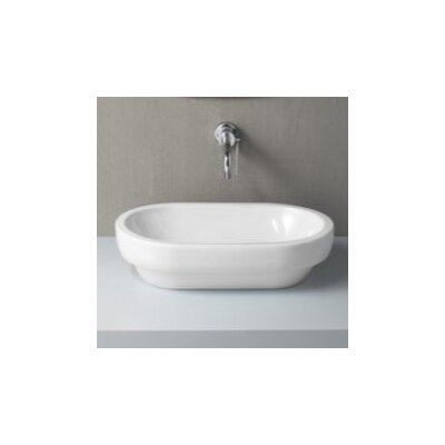 Panorama Contemporary Bathroom Sink without Overflow by GSI Collection