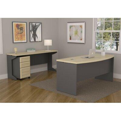 Benjamin Executive Desk by Altra