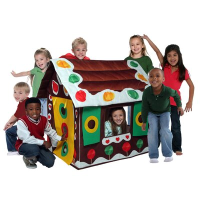 Gingerbread Playhouse by Bazoongi Kids