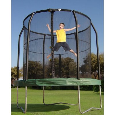 JumpPod 7.5' Trampoline with Enclosure Product Photo