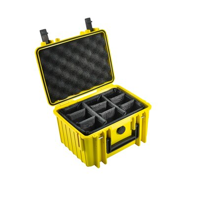 Type 2000 Outdoor Case with RPD Insert by B&W