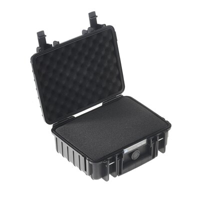 Type 1000 Outdoor Case with SI Foam by B&W